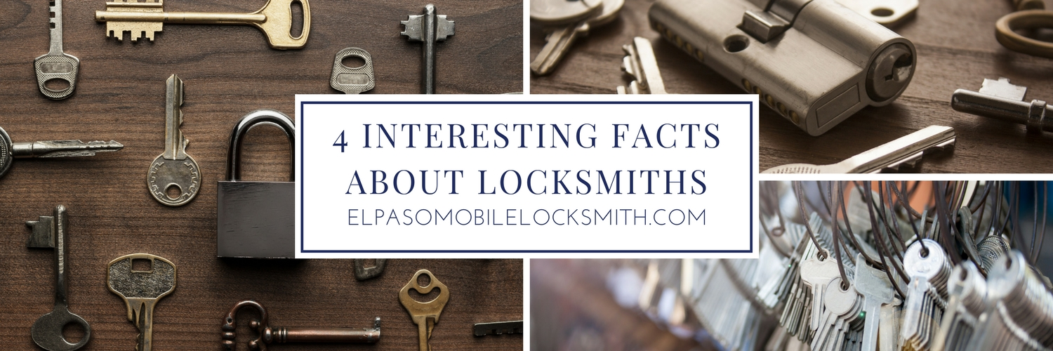 4 Interesting Facts About Locksmiths