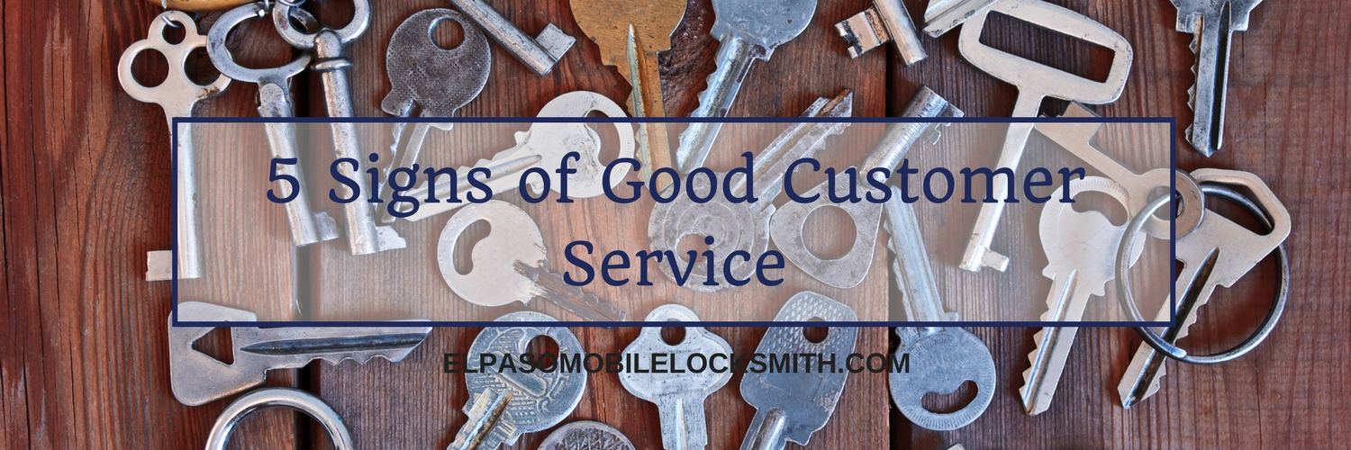 5 Signs Of Good Customer Service Featured Image