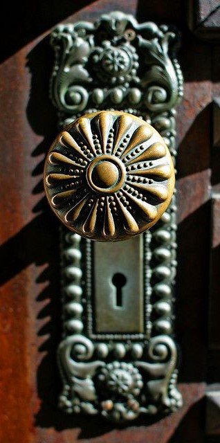 Designer Locks Doorknob