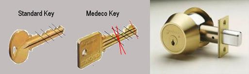 Medeco Maximum Security Locks