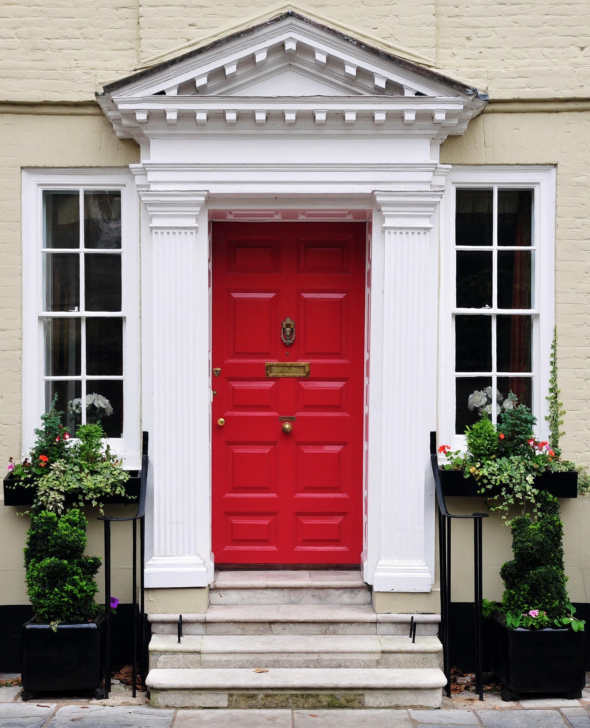 Prevent House Break Ins Front Door