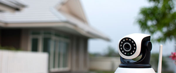 Security Camera at Home